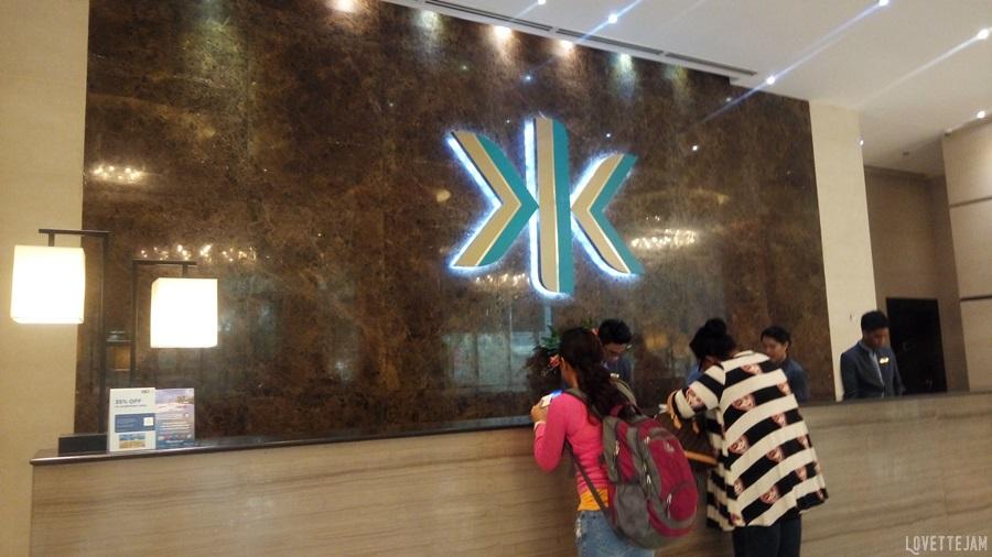 limketkai luxe hotel | staycation